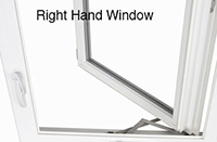 Right Hand Window