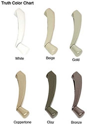 Truth Color Chart